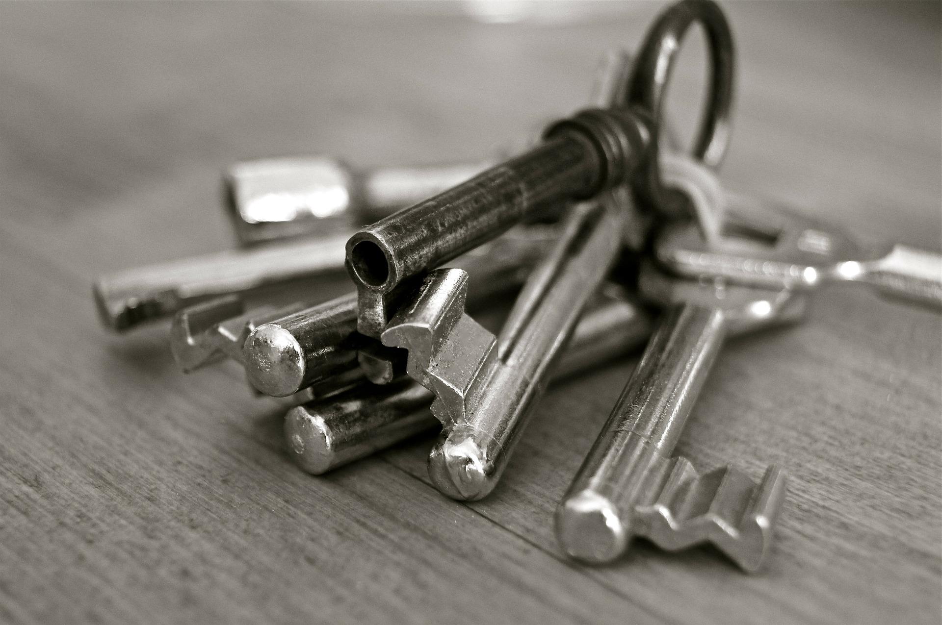 system master key