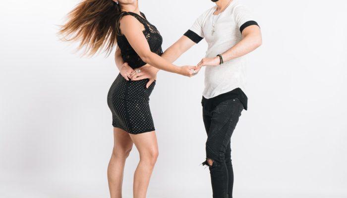 profesjonalni tancerze